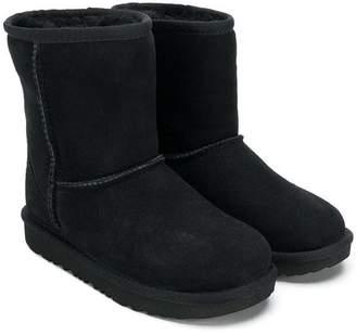 UGG (アグ) - Ugg Australia Kids fur lined boots