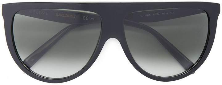 Celine thin shadow sunglasses