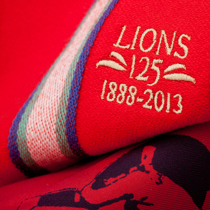 Thomas Pink The Lions 125 Year Anniversary Scarf