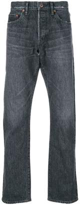 Simon Miller washed regular jeans