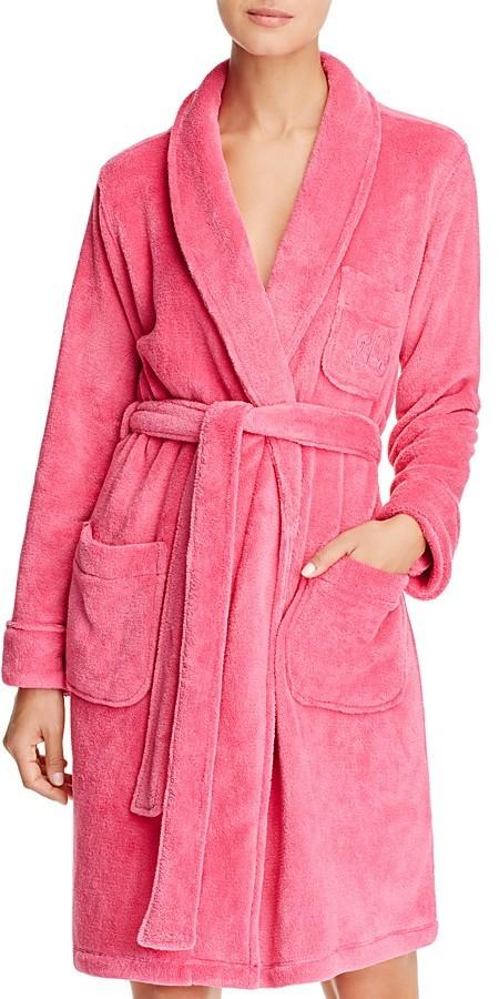 Lauren Ralph LaurenLauren Ralph Lauren So Soft Short Robe