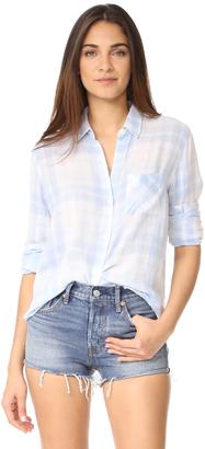 RAILS Charli Button Down Shirt $148 thestylecure.com