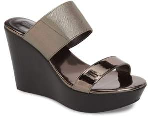 Charles by Charles David Fighter Platform Mule Sandal