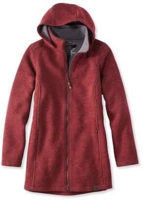 L.L. Bean L.L.Bean Wool Tek Coat