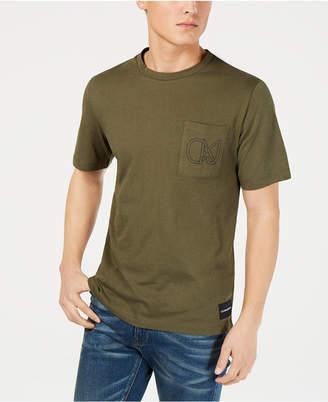 Calvin Klein Jeans Men's Pocket Logo T-Shirt