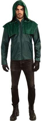 Rubie's Costume Co Costume Arrow Deluxe Hoodie and Gloves