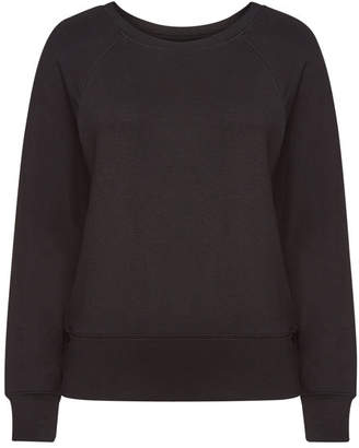 Majestic Jersey Sweatshirt