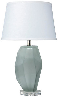 Jamie Young Prism Table Lamp - Frosted Gray