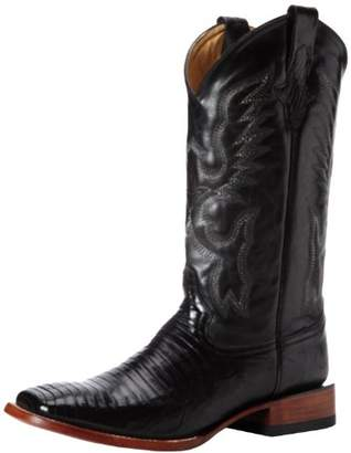 Ferrini Men's Lizard S-Toe