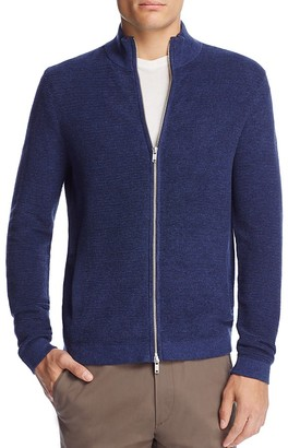 Theory Avell Breach Full Zip Cardigan - 100% Exclusive $225 thestylecure.com