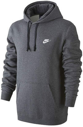 Nike Club Solid Pullover Cotton Hoodie