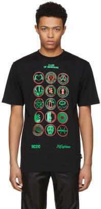 Kokon To Zai Black Scout Patch T-Shirt
