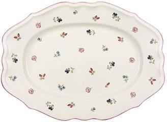 Villeroy & Boch Petite Fleur Oval Platter (44cm)