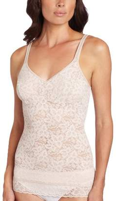 Bali Women's Shapewear Lace 'N Smooth Cami