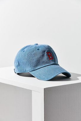 American Needle Danbury Denim Boston Baseball Hat $34 thestylecure.com