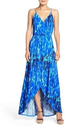 Felicity & Coco Jersey Faux Wrap Dress (Regular & Petite) (Nordstrom Exclusive)
