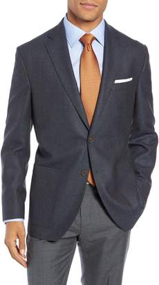 David Donahue Aiden Classic Fit Wool Sport Coat