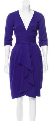 Jason Wu Wool Midi Dress
