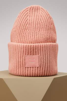Acne Studios Wool Pansy Face Hat