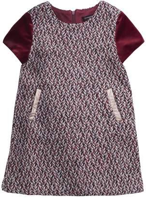 Imoga Madison Tweed Dress (Little Girls & Big Girls)