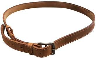 Hermes Etrivière leather belt