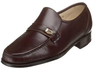 Florsheim Men's Como Imperial Slip-On Loafer Mahogany Loafer 11 A