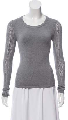 Marc by Marc Jacobs Open Knit Crew Neck Sweater w/ Tags