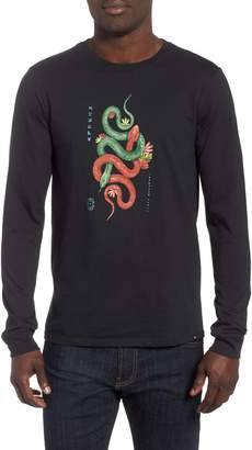 Hurley Tread Lightly Long Sleeve T-Shirt
