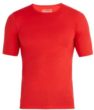 Ashmei - Technical Short Sleeved Baselayer - Mens - Red