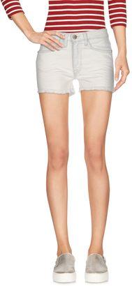 CYCLE Denim shorts $112 thestylecure.com