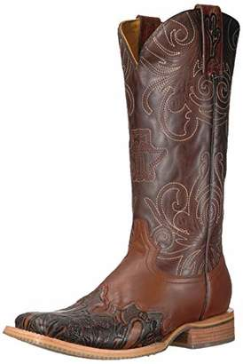 Tin Haul Shoes Women's CACTOOLED Western Boot