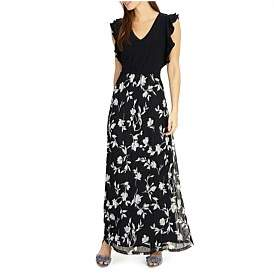 Phase Eight Loretta Floral Lace Maxi Dress
