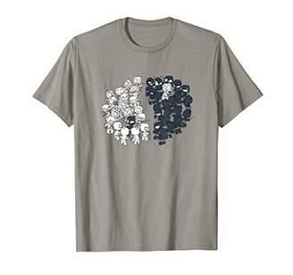 Yin & Yang Shirt.Woot: Unstealthy Yin Yang T-Shirt
