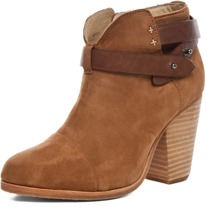 rag & bone Harrow Suede Boots