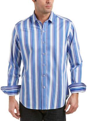 Robert Graham Berners Classic Fit Woven Shirt