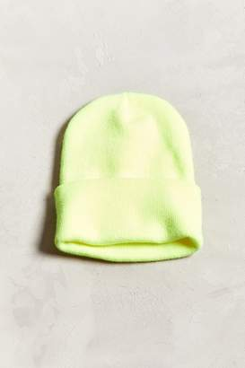Urban Outfitters Neon Beanie