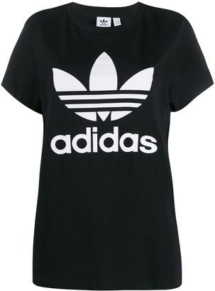 adidas (アディダス) - Adidas Originals プリント Tシャツ