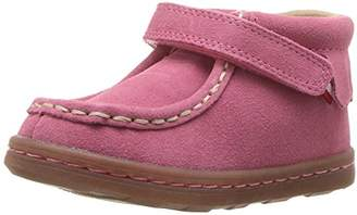 Hanna Andersson Baby Haskell Infant/Toddler Fringe Bootie Moccasin