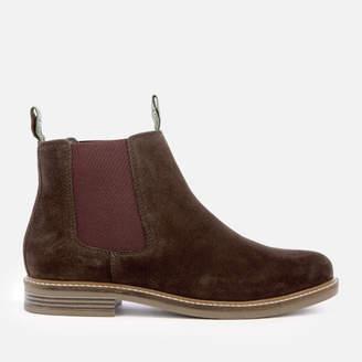 Barbour Men's Farsley Suede Chelsea Boots