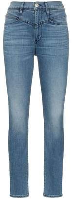 3x1 Jesse high-waisted straight leg jeans
