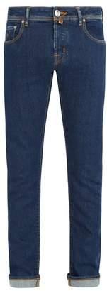 Jacob Cohën - Limited Edition Mid Rise Slim Leg Jeans - Mens - Dark Blue