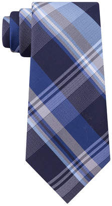Shaq Shaquille ONeal XLG Plaid Tie