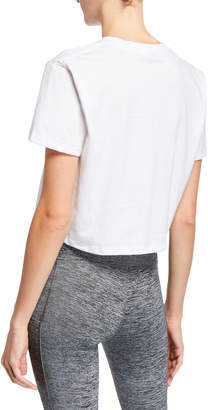 Juicy Couture Juicy Graphic Boxy Cotton Tee