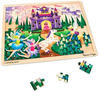 Melissa & Doug Kids Toy, Fairy Fantasy 48-Piece Jigsaw Puzzle