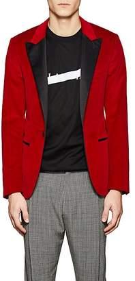 Lanvin Men's Velvet One-Button Tuxedo Jacket