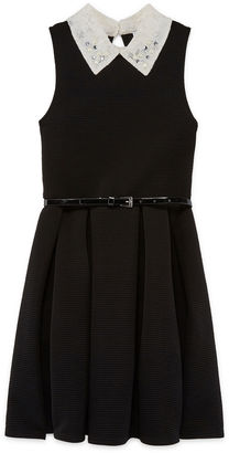 Knit Works Sleeveless Skater Dress - Big Kid Girls $50 thestylecure.com