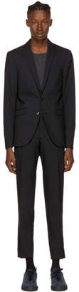 Tiger of Sweden Black Harrie 4 Suit