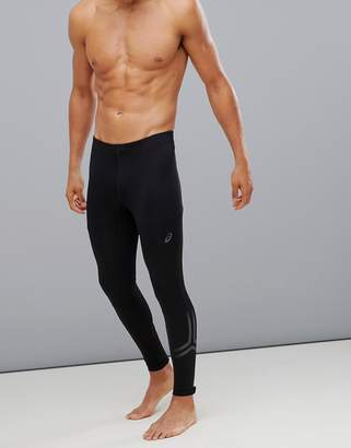 Asics Running Lite-Show Tights In Black