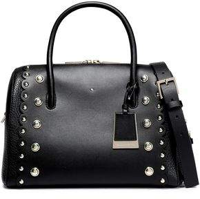 Kate Spade Madison Stewart Studded Leather Shoulder Bag