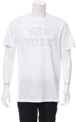 Stampd New York Graphic Print T-Shirt w/ Tags
